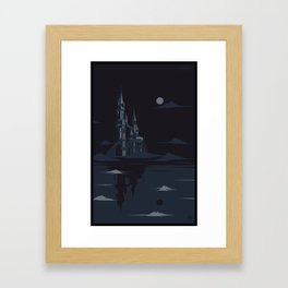 Castle of Desolation  Framed Art Print
