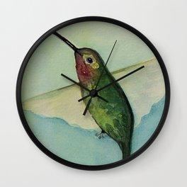 Happy Hummer Wall Clock