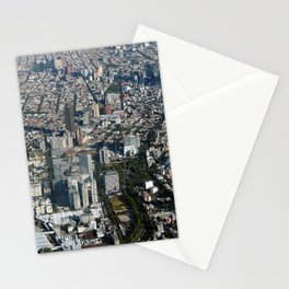 megalopolis Mexico City Houses Cities Megapolis Building Stationery Cards