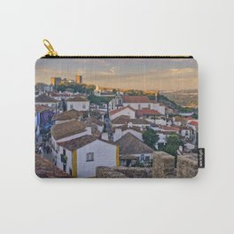 Obidos in the evening Carry-All Pouch