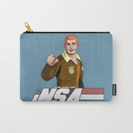 iN.S.A - iNternet Security Agency Carry-All Pouch