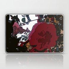 Abstract Roses Laptop & iPad Skin