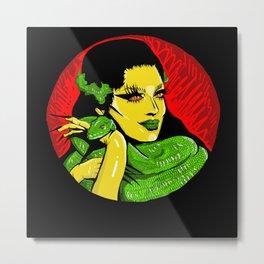Valentina 4 Metal Print