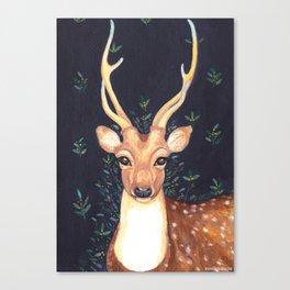 Oh deer. Canvas Print