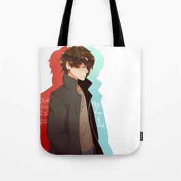 Our love is God, let's god get a slushie Tote Bag
