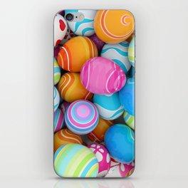 Easter Eggs iPhone Skin