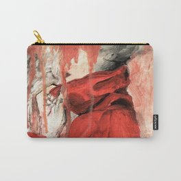 RED COAT Carry-All Pouch