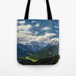 Stunning Julian alps Tote Bag