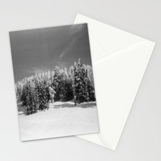 snow-capped Stationery Cards