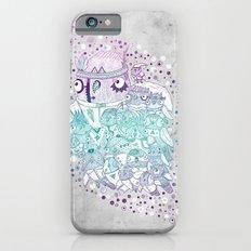Glam fashion owls iPhone 6s Slim Case