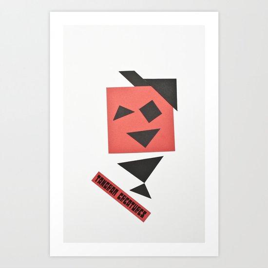 TC9 Art Print