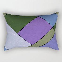 Abstract #814 Rectangular Pillow