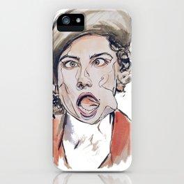 Ilana Glazer iPhone Case