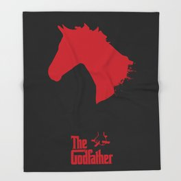 The Godfather Throw Blanket
