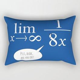 Dilemma Rectangular Pillow