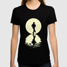 Moon Country Dance Shirt T-shirt