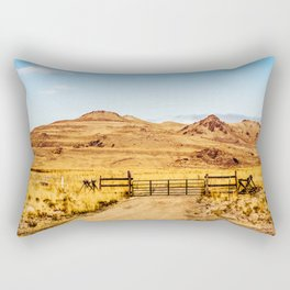 Out on the Ranch Rectangular Pillow