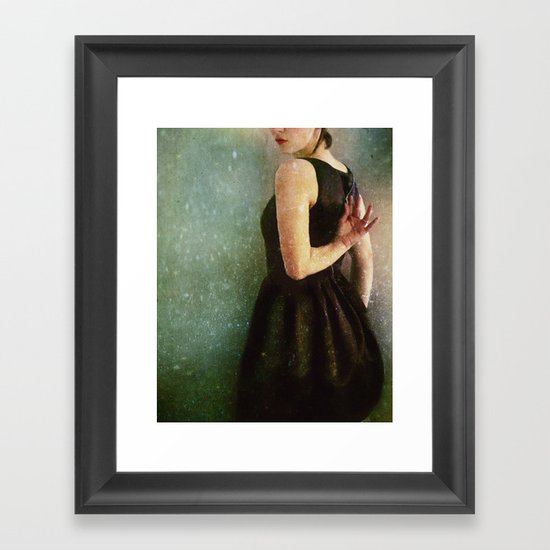 Undress Framed Art Print