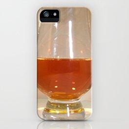 Glencairn with Bourbon iPhone Case