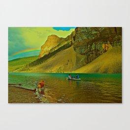 Golden Voyage Canvas Print