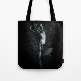 Water Witch - Elements Collection Tote Bag