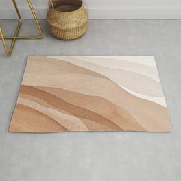 Mountains and hills Rug