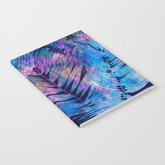 Waikiki Tropic {Blue} Notebook