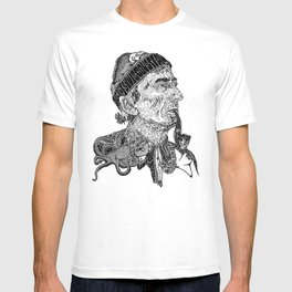 Jacques Cousteau T-shirt