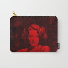 Marlene Dietrich - Celebrity (Photographic Art) Carry-All Pouch