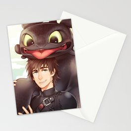 HTTYD2 Stationery Cards