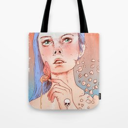 Take Me Somewhere Before It All Ends Tote Bag
