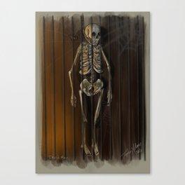 Dead Men by Topher Adam 2016 Canvas Print