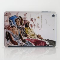 boxing iPad Cases featuring BRONX BOXING BOYZ by ARTito