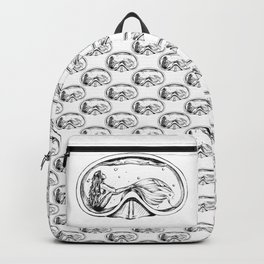 Water in Your Eyes Backpack