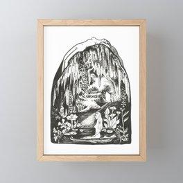 Underworld Framed Mini Art Print