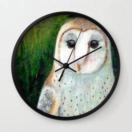 The Visioning Wall Clock