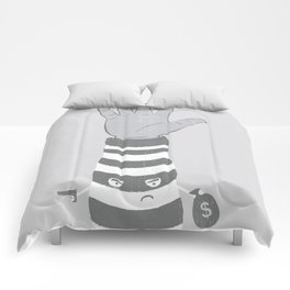 Armed Robbery Comforters