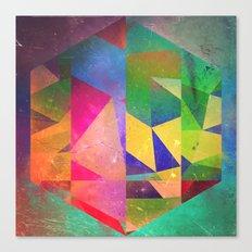 6 hyx Canvas Print