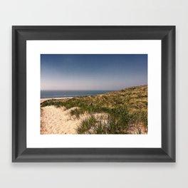 Dunes V Framed Art Print