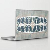 scandinavian Laptop & iPad Skins featuring Scandinavian retro by a.r.r.p.