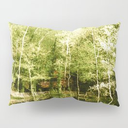 A house in the lake Pillow Sham