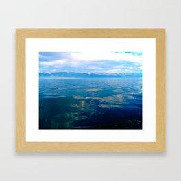 MT 2 Framed Art Print