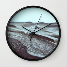 Distance Is Darkness Wall Clock