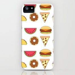 Yummy iPhone Case
