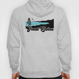Great Lakes Coast Hoody