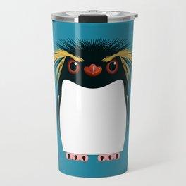Rockhopper Penguin Travel Mug