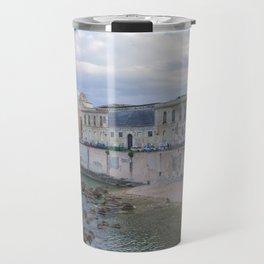 Syracuse Waterfront Travel Mug