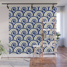 Sea of Octopus Wall Mural