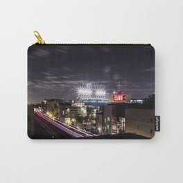 Wrigley Field Long Carry-All Pouch