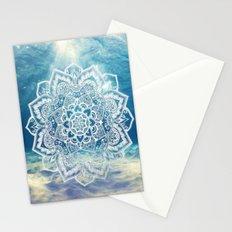 Mandala Underwater Stationery Cards